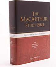 The NASB, MacArthur Study Bible, Hardcover: Holy Bible, New American Standard Bible