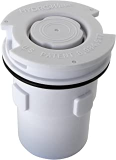 Hydrowave HWF3LFW A&A Quick Clean Gamma 3 Replacement Head, Low-Flow, White