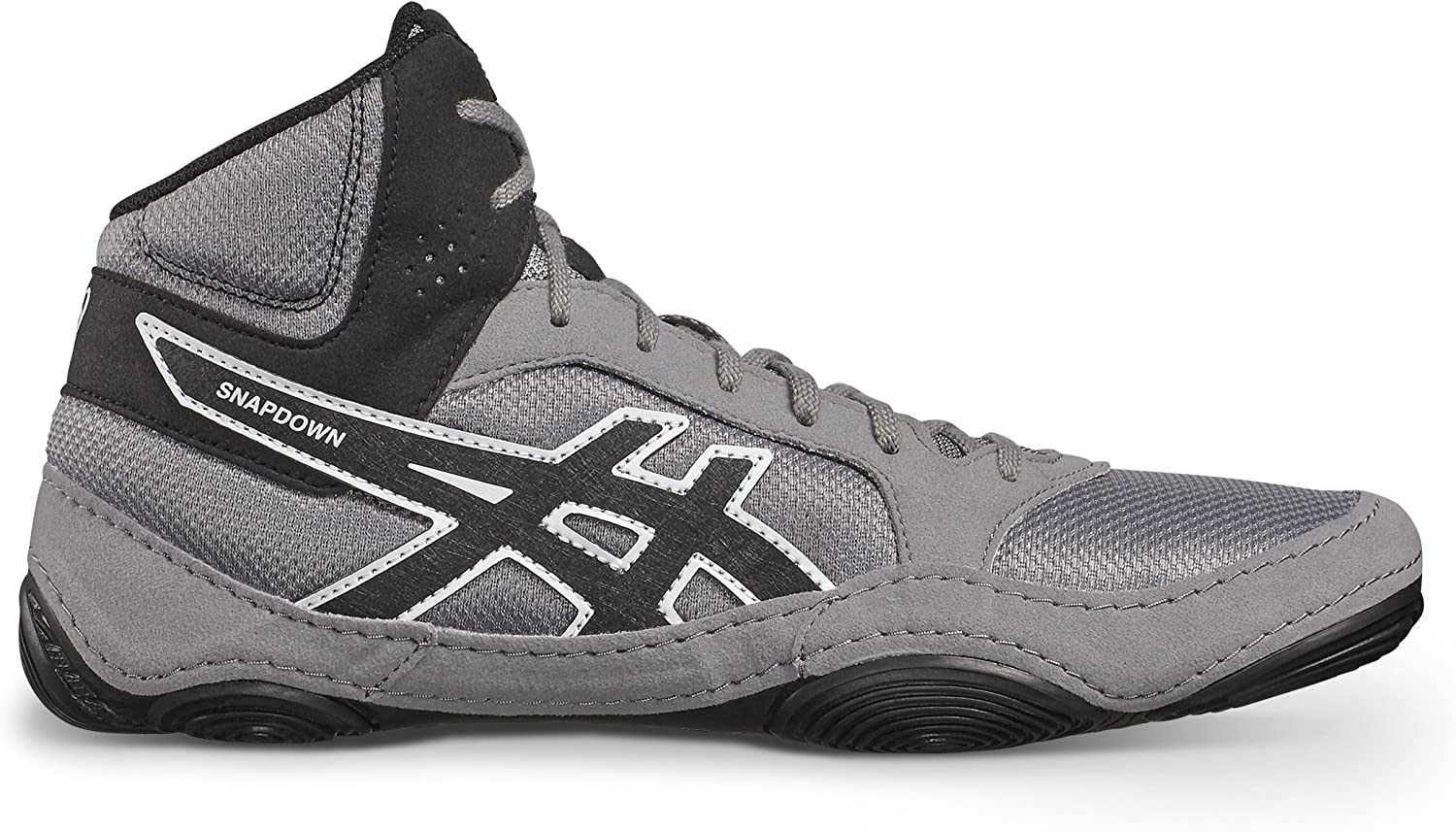ASICS Snapdown 2 Mens Wrestling shoes - Grey