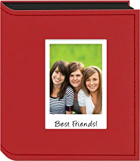 Pioneer Photo Albums IS-80/R Fujifilm Instax, Red