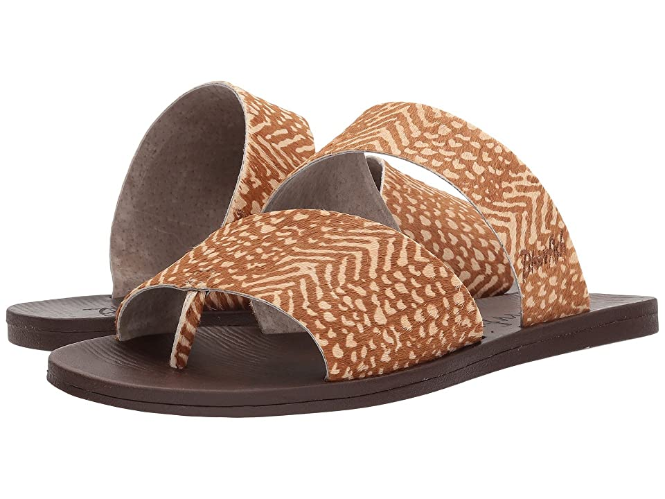 Blowfish Deel (Tan Kenyan Calf Hair) Women