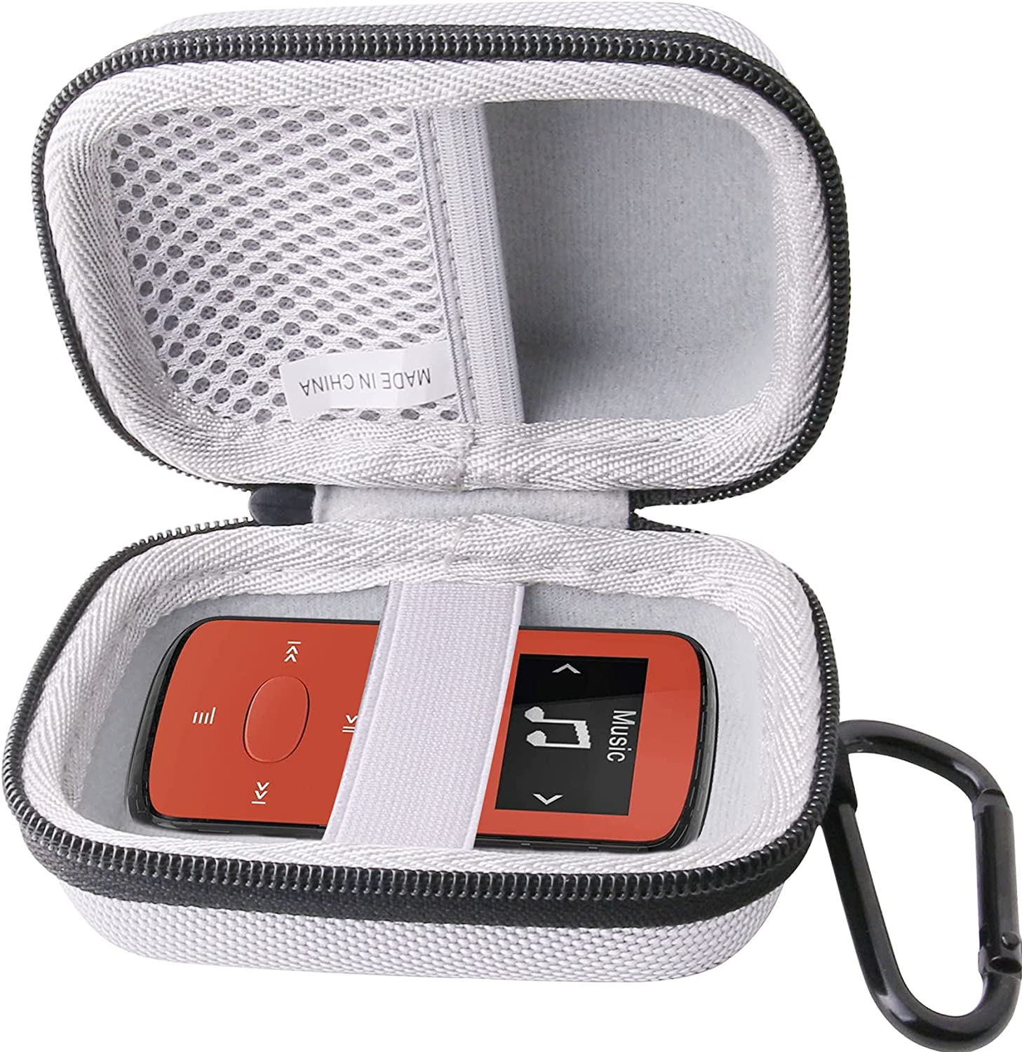 waiyu Hard EVA Travel Case for SanDisk Clip 8GB Jam MP Cheap Omaha Mall mail order specialty store 16GB 32GB