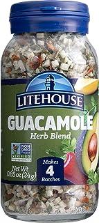 Litehouse Freeze Dried Guacamole Herb Blend, 0.85 Ounce