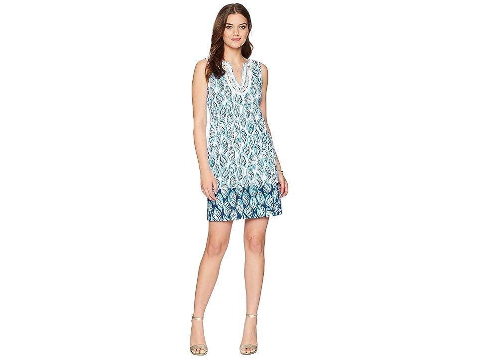 Lilly Pulitzer Harper Dress (Resort White Drop in Engineered) Women