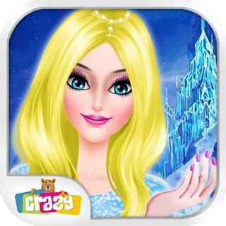 Ice Princess Makeover Salo: Frozen Princess
