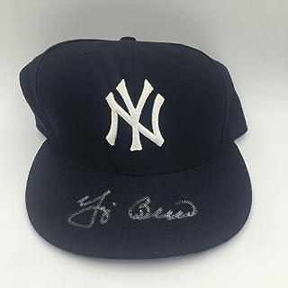 6846076e7395f Yogi Berra Signed Autographed Authentic New York Yankees Baseball Cap -  PSA DNA Certified -