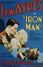 Odsan Gallery Iron Man, Lew Ayres, Robert Armstrong, Jean Harlow, 1931 - Premium Movie Poster Reprint 28