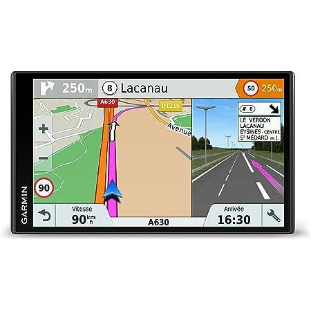 Gamin Drivesmart 61lmt S Navigationsgerät 17 7 Cm 6 95 Zoll Touch Display 46 Länder Europas Lebenslang Kartenupdates Tmc Navigation