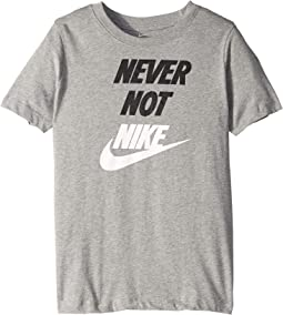 NSW Never Not Nike T-Shirt (Little Kids/Big Kids)