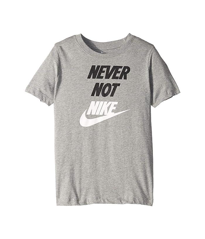 Nike Kids NSW Never Not Nike T-Shirt (Little Kids/Big Kids)