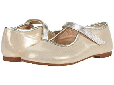 Elephantito Coco MJ (Toddler/Little Kid) (Metallic Gold 1) Girls Shoes