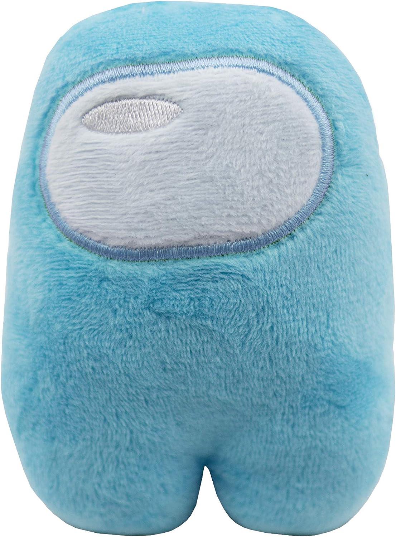 Xiakolaka Among Us Merch Plushie Plush Toy Stuff Animal Gifts for Game Fans Crewmate Rose