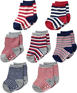 Toobydoo - Baby Sock Gift Box (Infant) 7pk