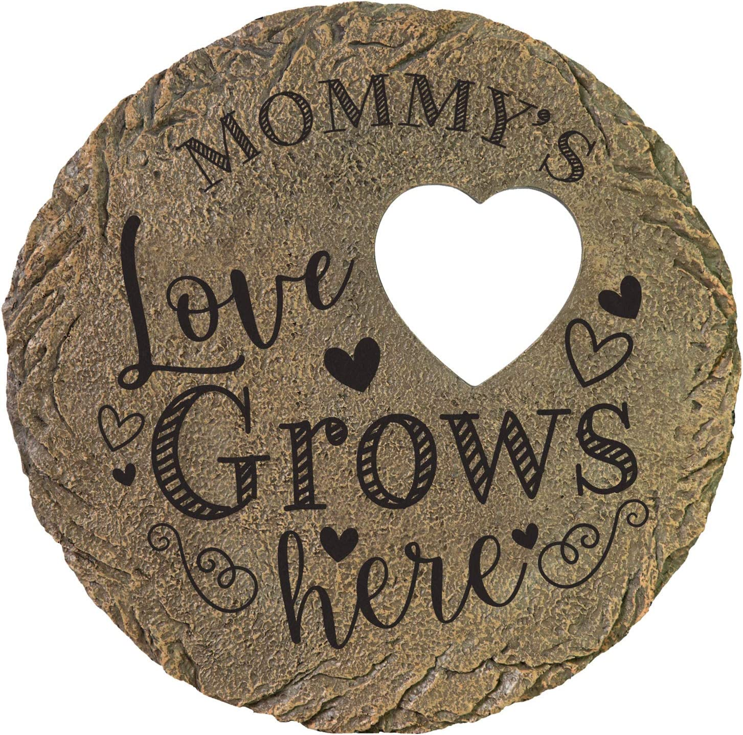 AL完売しました。 Let's Make 40%OFFの激安セール Memories - Personalized Love Grows Her Garden Stone