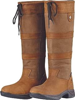 River Boots III Dark Brown Ladies 10 XWide