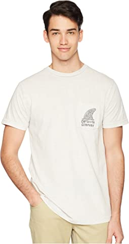 Captain Fin - Bigfoot Premium Pocket Tee