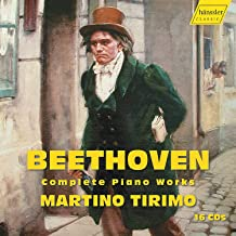 Beethoven : L'oeuvre pour piano. Tirimo.