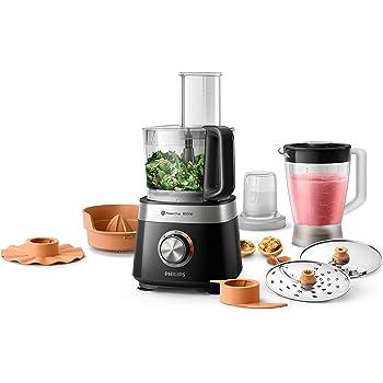 Philips HR7530/10 Viva Collection - Robot de cocina (plástico): Amazon.es: Hogar