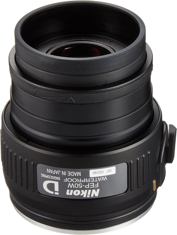 Nikon Eyepiece FEP50W 40x 50x Wide EDG Fieldscope Digiscoping Spotting Scope