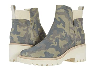 Dolce Vita Huey (Camo Canvas) Women