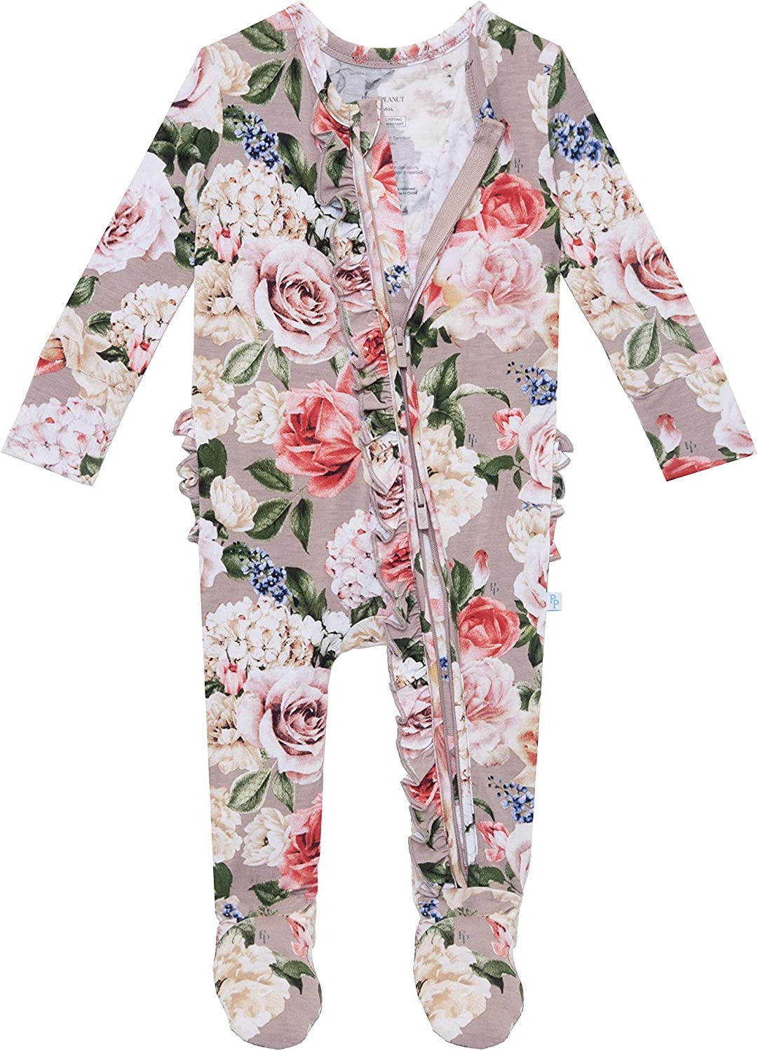Posh Challenge the lowest price of Japan ☆ Peanut Baby Rompers Pajamas Classic Clothes Sleepers Girl - Newborn