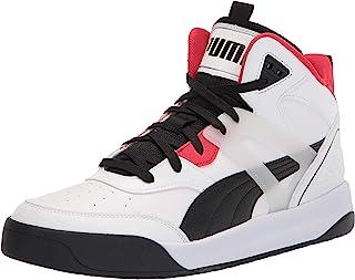 PUMA Unisex Backcourt Mid Sneaker