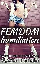FEMDOM HUMILIATION - Facesitting the Professor