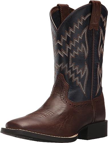 Ariat Ariat - Chaussures Western Western Unisexes Enfants Tycoon, 30 M EU, Brazen marron Arizona Sky  marque de luxe