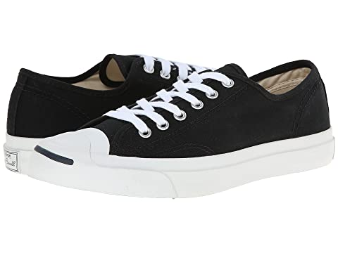 e4bebe440ede12 Converse Jack Purcell® CP Canvas Low Top at Zappos.com