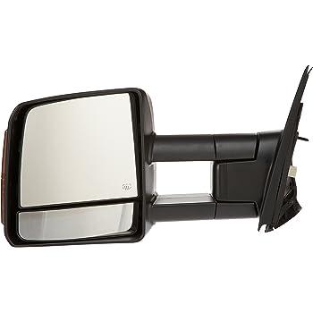 Partslink TO1320300 OE Replacement Door Mirror TOYOTA TUNDRA PICKUP 2007-2013