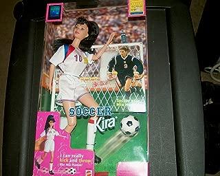 Barbie Soccer Kira 1998 Edition Womens World Cup FIFA