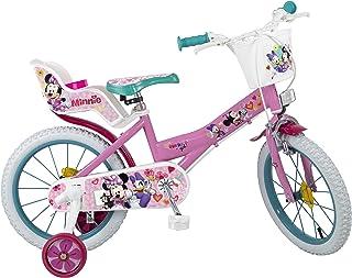 TOIMSA Niños Minnie–Bicicleta Infantil, Color