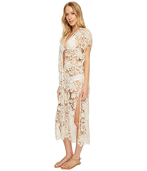 Lace Star Coral Front Design Echo Open BH6n7tx
