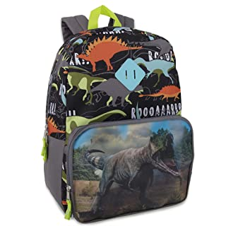Picture Changing Lenticular Dinosaur Backpack for Boys – Elementary and Middle School Hologram Backpack