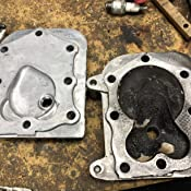 Briggs /& Stratton 594989 Cylinder Head to Replace Models 214368 214193 and 691160 691160 691717