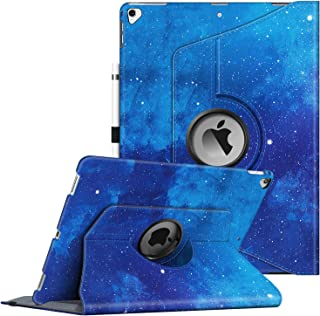 Fintie Rotating Case for iPad Pro 12.9 (2nd Gen) 2017 / iPad Pro 12.9 (1st Gen) 2015-360 Degree Rotating Stand Case with S...