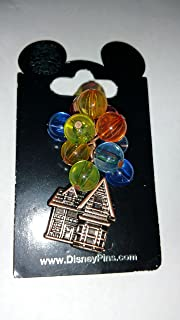 Disney Up Carl and Ellie House with Balloons pin
