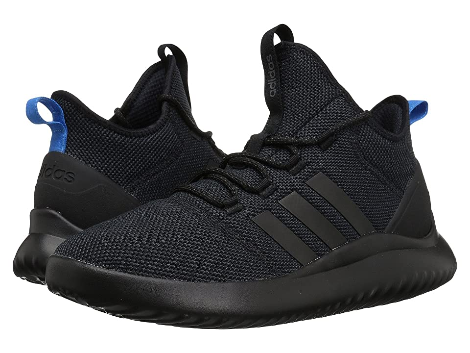 adidas Cloudfoam Ultimate Basketball (Carbon/Black/Black) Men