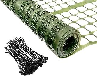 plastic garden netting
