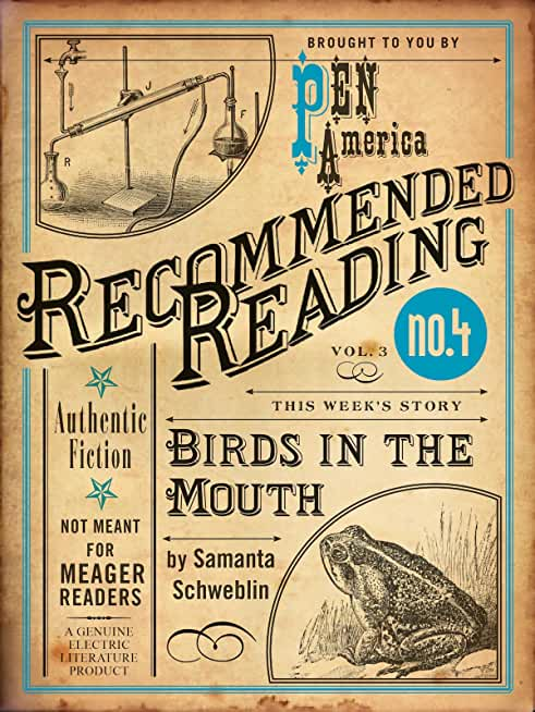 Birds in the Mouth (Electric Literature's Recommended Reading Book 3) (English Edition)