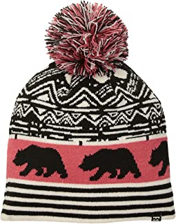 Billabong - Run Wild Beanie (Little Kids/Big Kids)