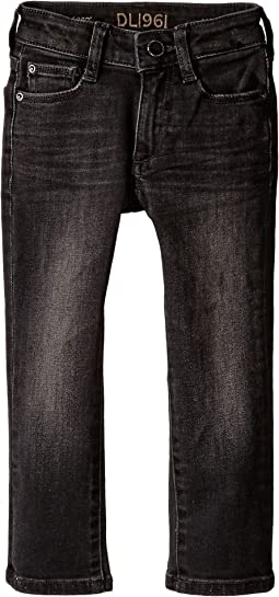 DL1961 Kids - Hawke Skinny Jeans in Garcia (Toddler/Little Kids/Big Kids)