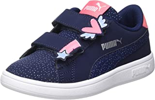 PUMA Smash V2 Unicorn V PS, Basket - Mixte Enfant