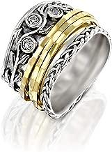 israeli spinner rings