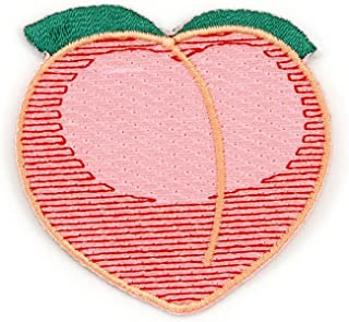 Best rockford peaches iron on patch Reviews