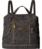 b.o.c. - Park Slope Nubuck Backpack