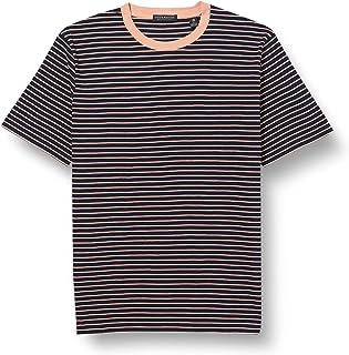 Scotch & Soda Men's Classic Crewneck Stripe Tee T-Shirt
