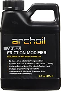 Archoil AR9100 Oil Additive (16oz) for All Vehicles – Powerstroke Cold Starts,..