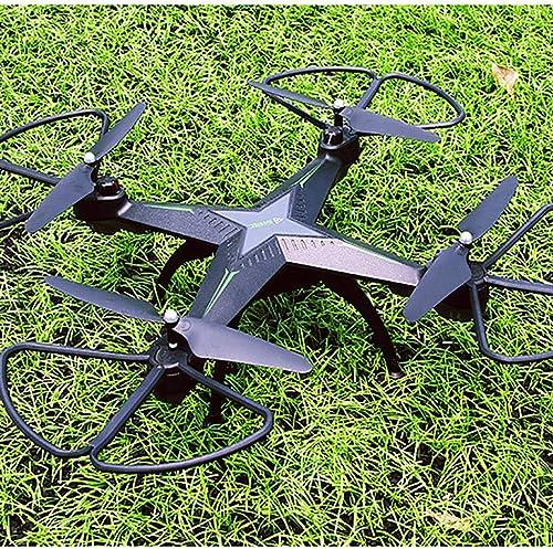 NuoEn UAV-Drohne HD1028 Luftaufnahmen Langzeit Quadcopter-Flugzeuge für Kinder und Anf er Drohne Spielzeug Splitter oder Schwarz(Farbe   Schwarz
