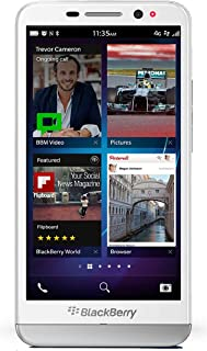 BlackBerry Z30 STA100-2 16GB Unlocked GSM 4G LTE Dual-Core Android Phone w/ 8MP Camera - White